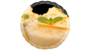 mousse glacée au citron Mousse glacée au citron Mousse glac  e au citron